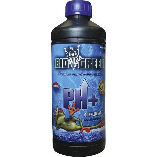 BioGreen pH+ 1 L