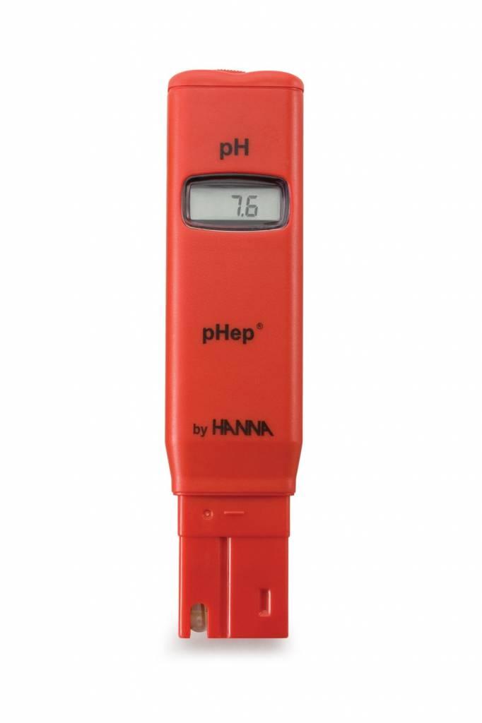 Medidor PH Hanna HI 98107
