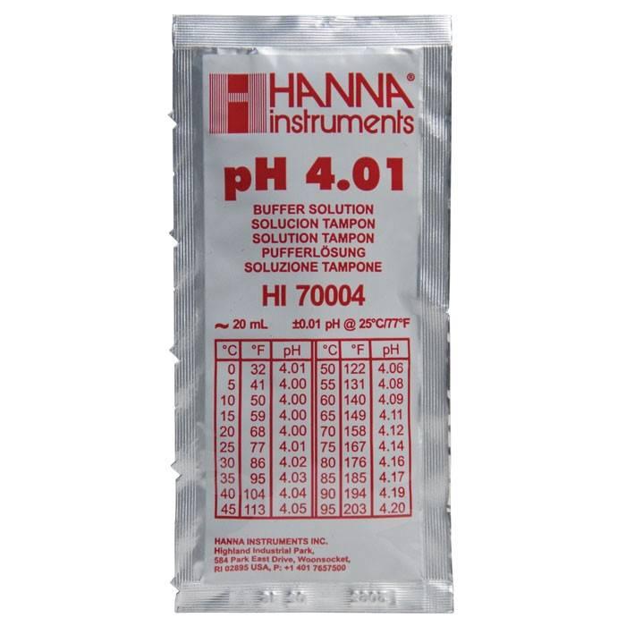 Calibration solution pH - 4.01 - 20 ml