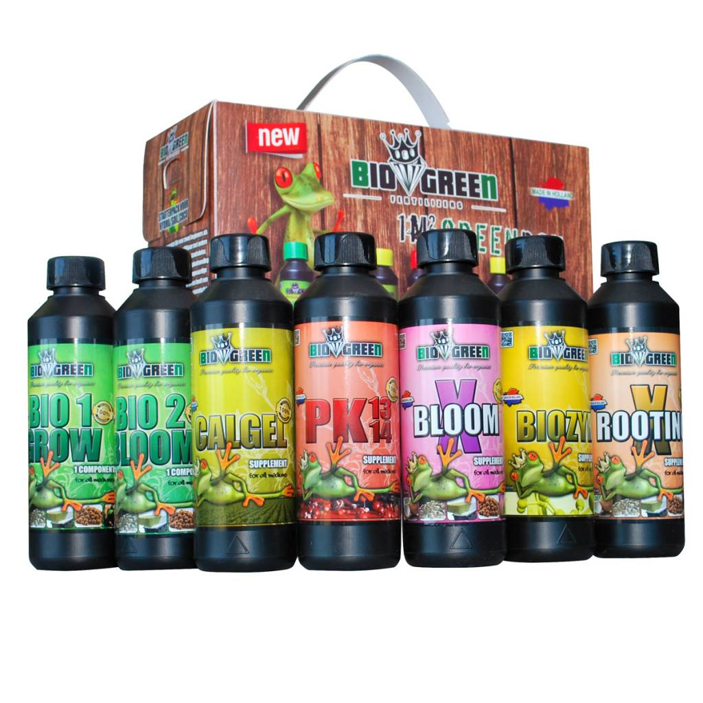 Biogreen Starter Pack