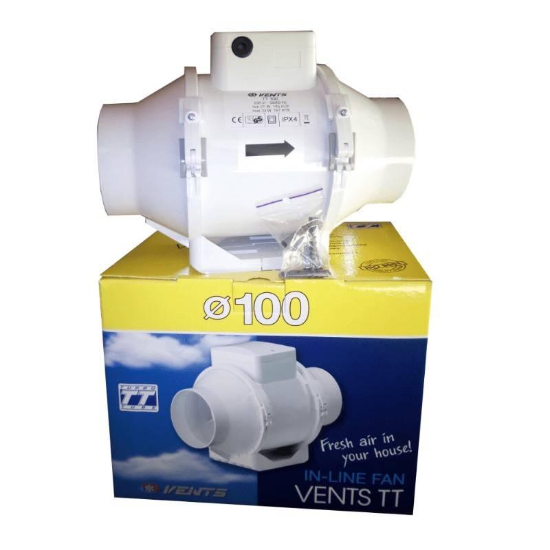 Extractor Vents TT 100