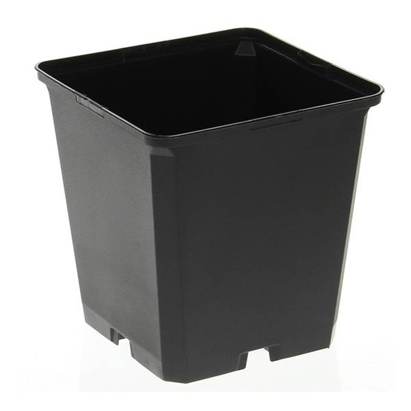 Square Plant Pot  (Various)