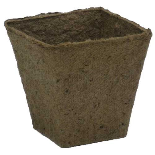 Jiffy Pot Square (1 pc)