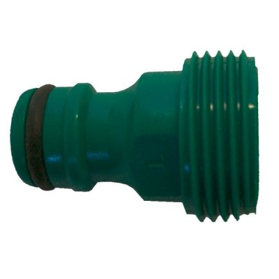 "Tap Connector 3/4"" Male Thread"
