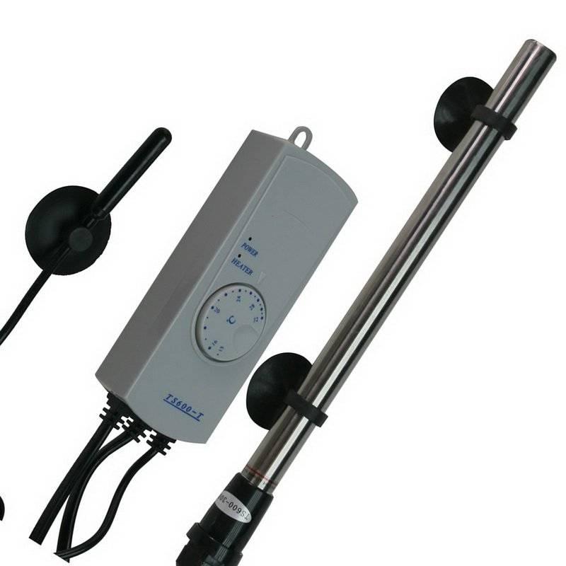 Calentador Agua Titanio 600 W