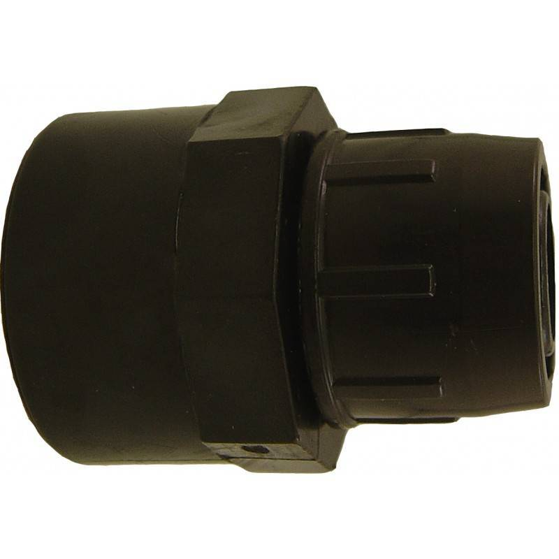 Easy PE Transitiion Coupling Male Thread 32 x 1""