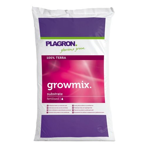 Plagron Grow Mix with Perlite (Various)