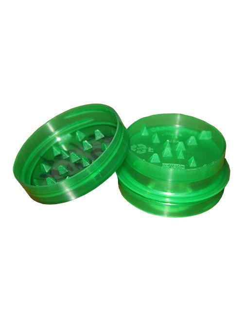 Grinder Verde Plástico 60 mm