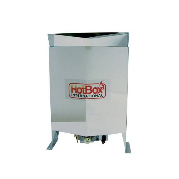 Hotbox CO2 generator