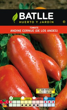 Batlle Tomate Andine Cornue