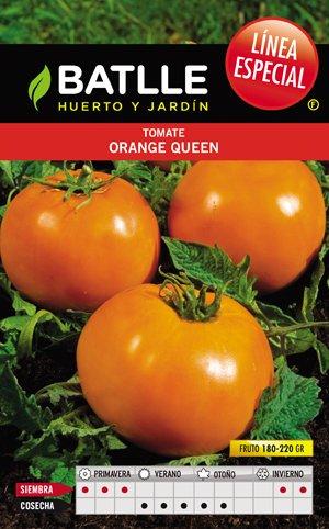 Batlle Tomate Orange Queen