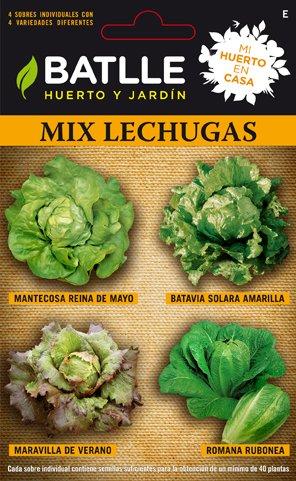Batlle Lettuce Mix