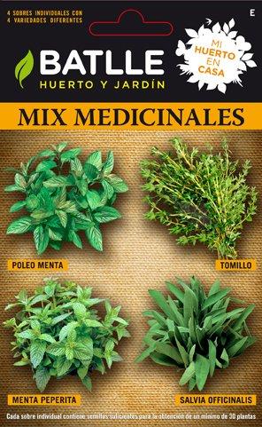 Batlle Mix Medicinal
