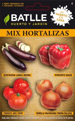 Batlle Vegetables Mix
