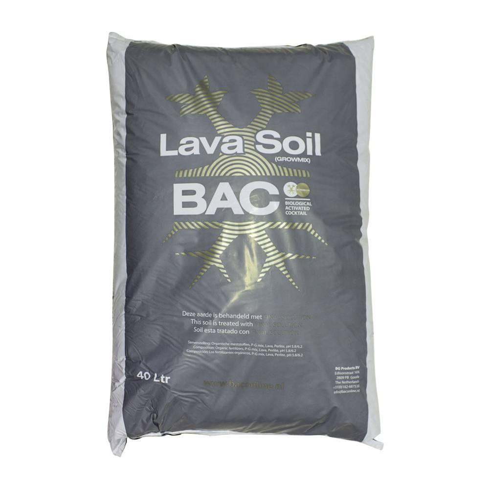 Bac Lava Soil 40 L
