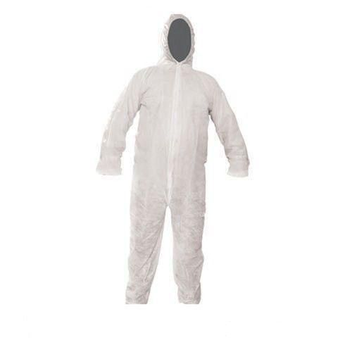White Coverall XL