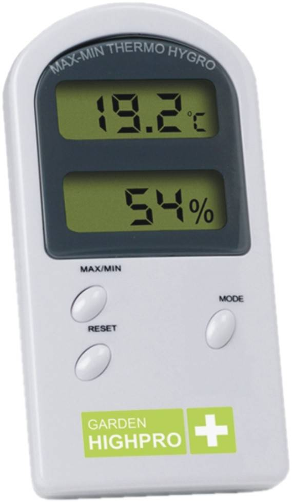 Thermohigrometro Basic