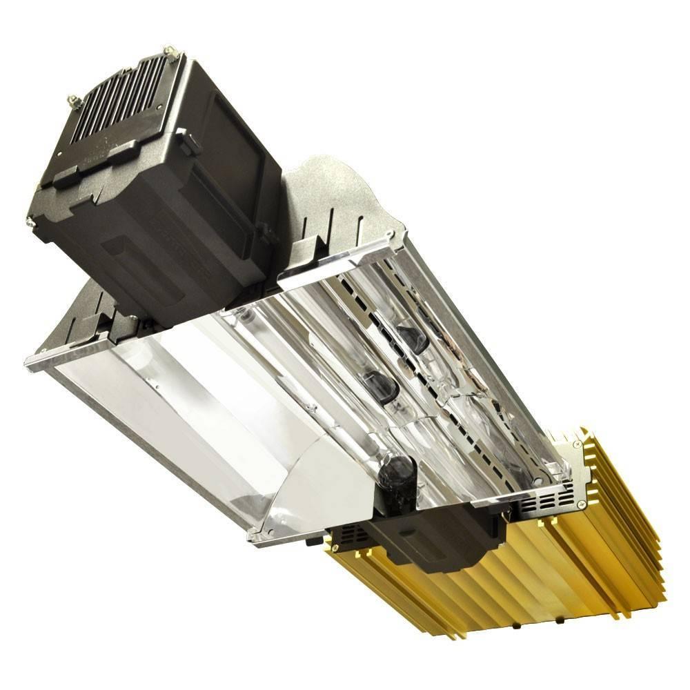 Dimlux 1000 W DE El UHF (kit de iluminación completo)