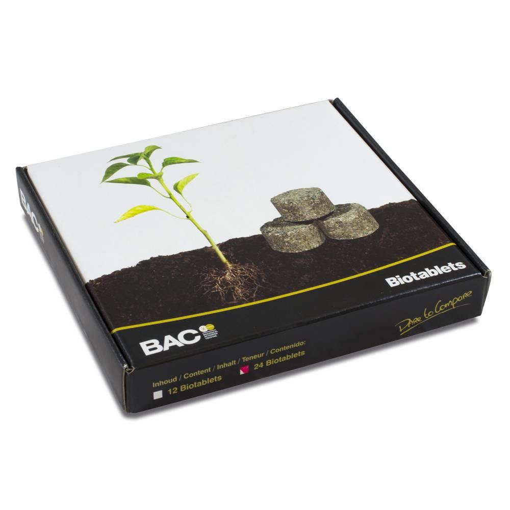 Bac Biotablets 24 Und