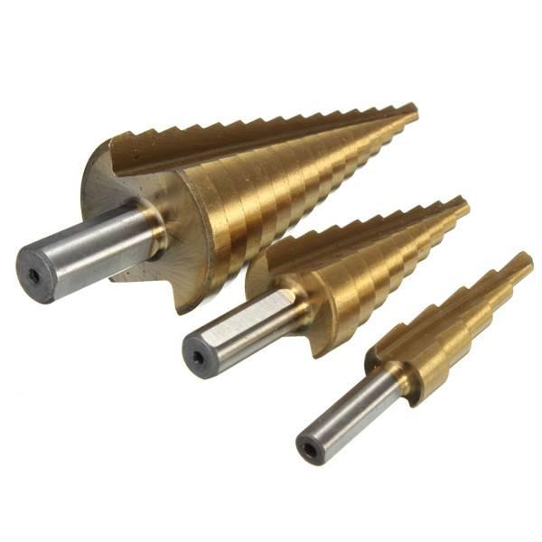 Broca Multi diametro 4-32mm