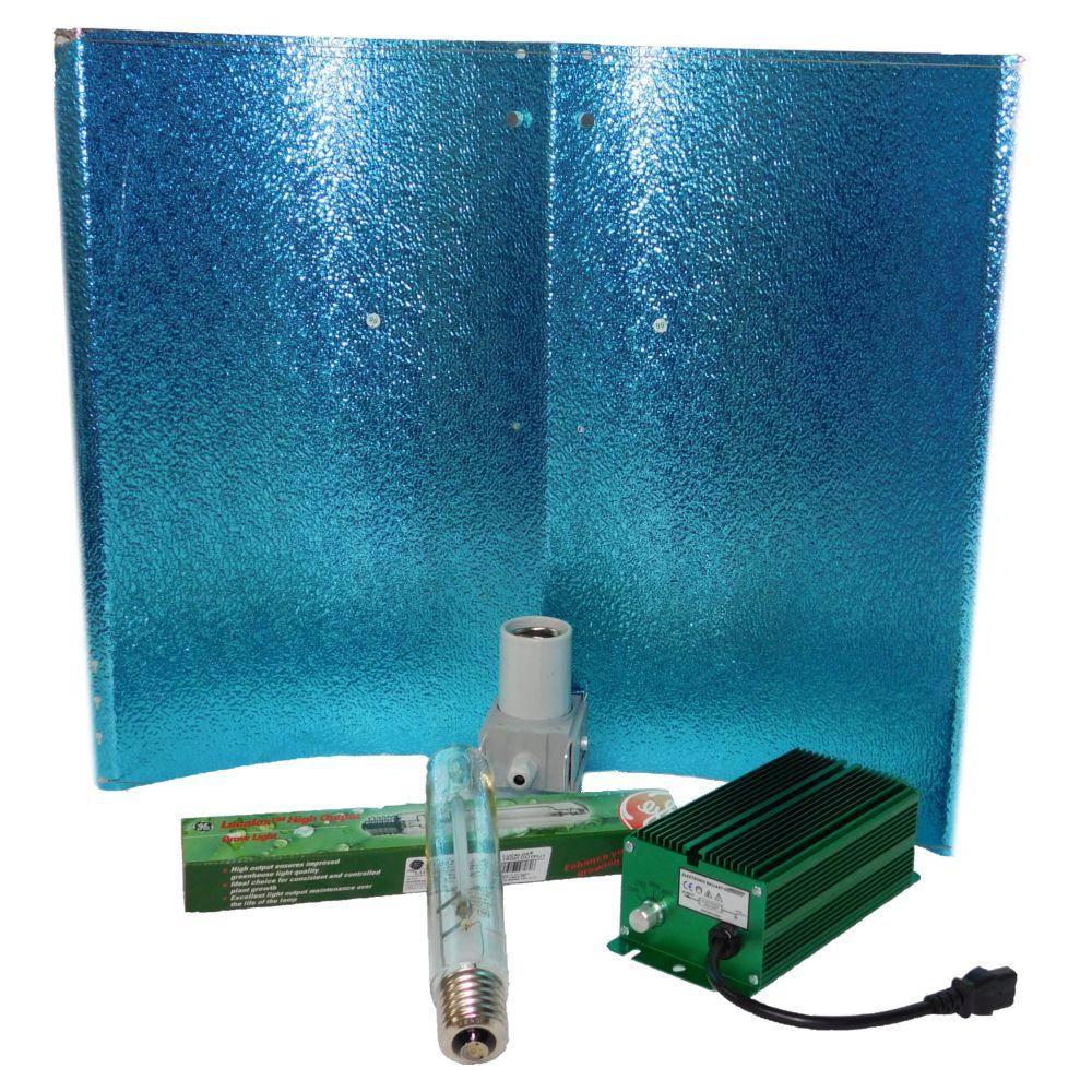 Kit Electrónico Digital 400W con Reflector Alas de Gaviota