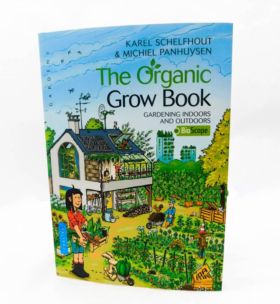 Libro The Organic Grow Book