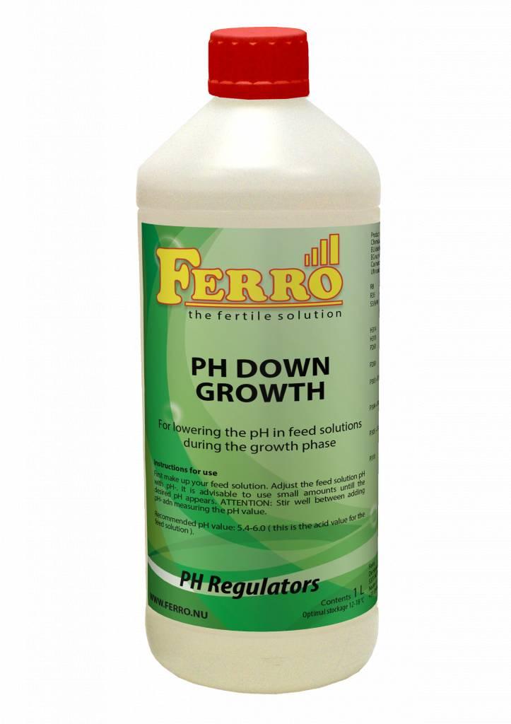 Ferro Ph- Crecimiento 1 L