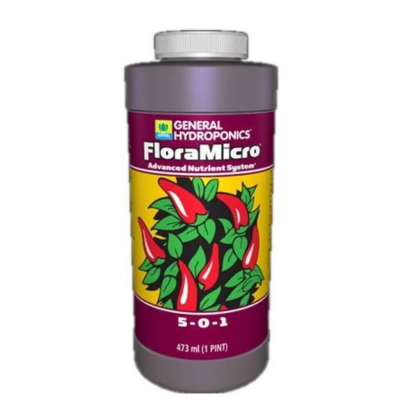 Ghe Flora Micro (Agua Blanda)