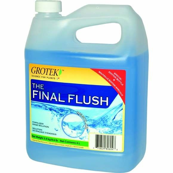 Grotek Final Flush 4 L