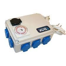 Cuadro Tempo Box 8 X 600 W