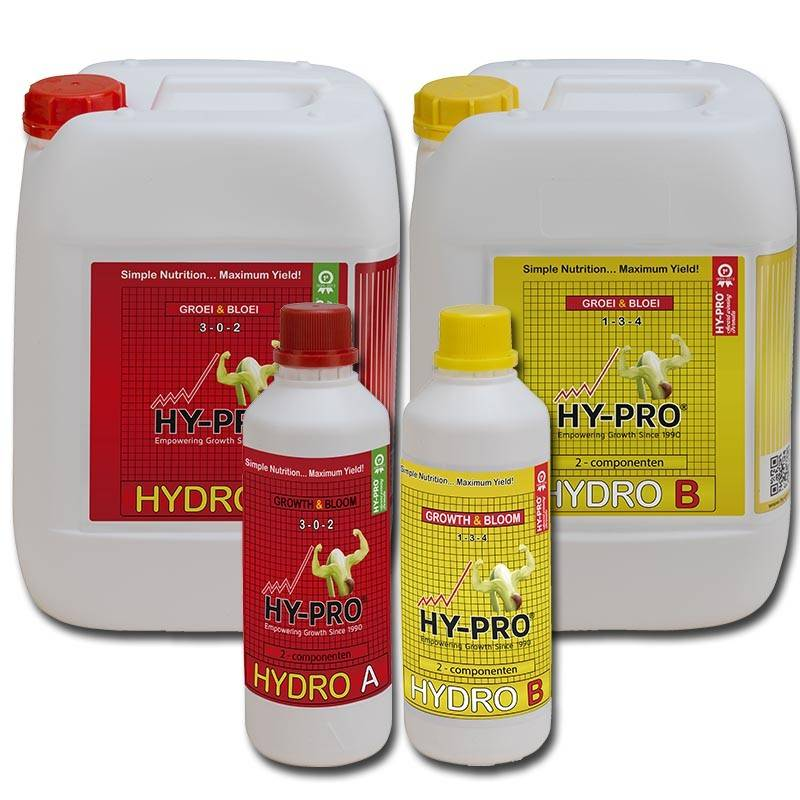 Hy-Pro Hydro A & B (Various)