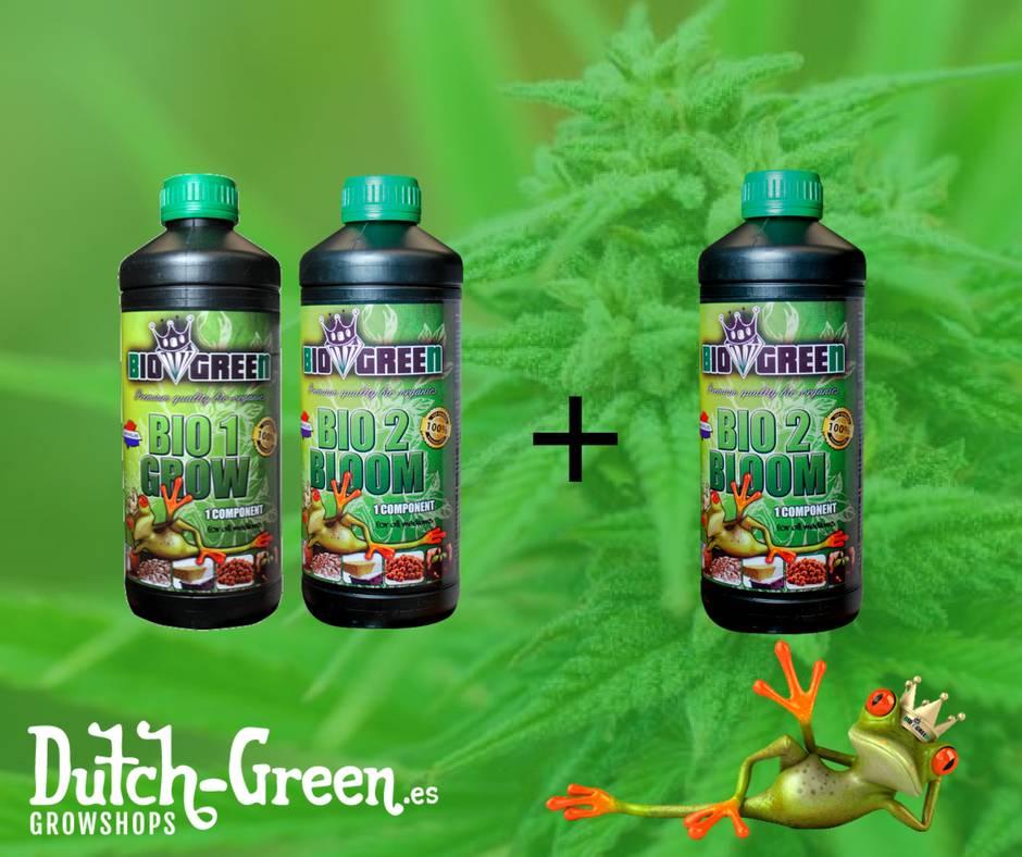 Especial Grow/Bloom Biogreen