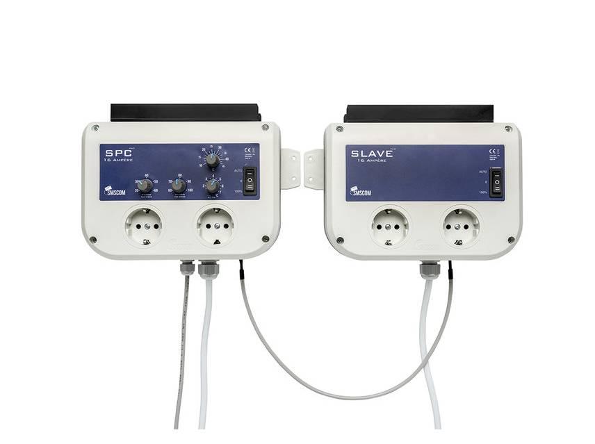 SMScom SPC 16A (Controller unit)