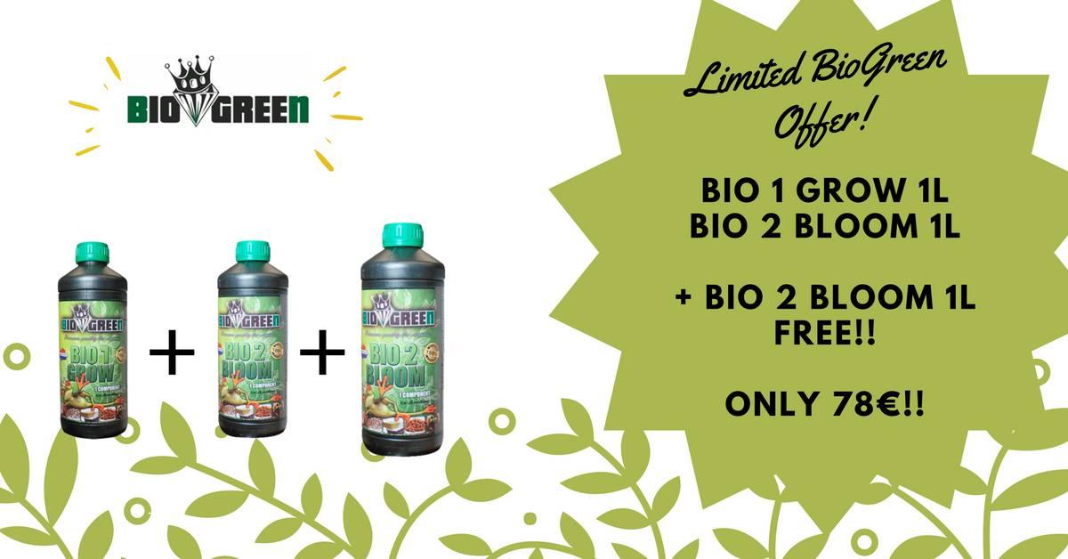 Oferta Biogreen!