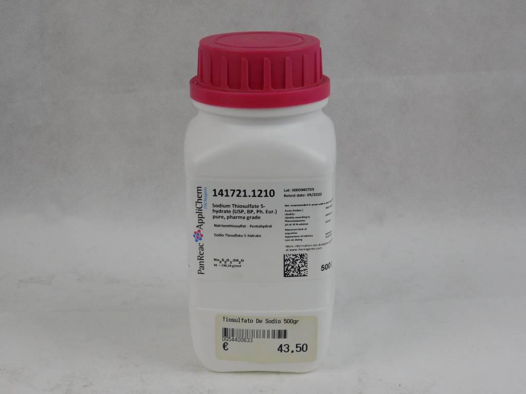 Sodium Thiosulfate 500 g