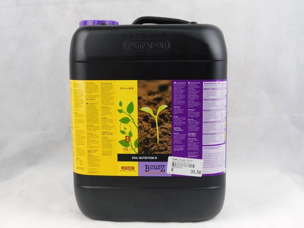 Atami B´cuzz 10 L Soil Nutrition B