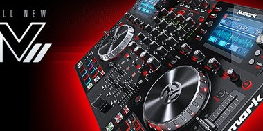 De nieuwe Numark NV II DJ controller