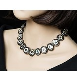 Kazuri Halsketten Individuelle Halskette aus Afrika