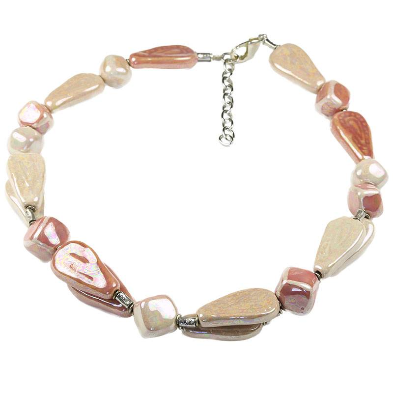Kazuri Halsketten Halskette Handgemacht