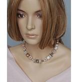 Kazuri Halsketten Spezielle Halskette mit besonderen Keramik Elementen