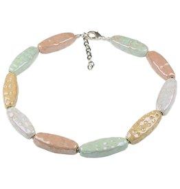 Kazuri Halsketten Malawi Avoca