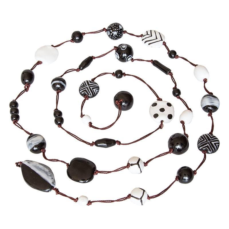 Kazuri Halsketten Fair Trade Schmuck