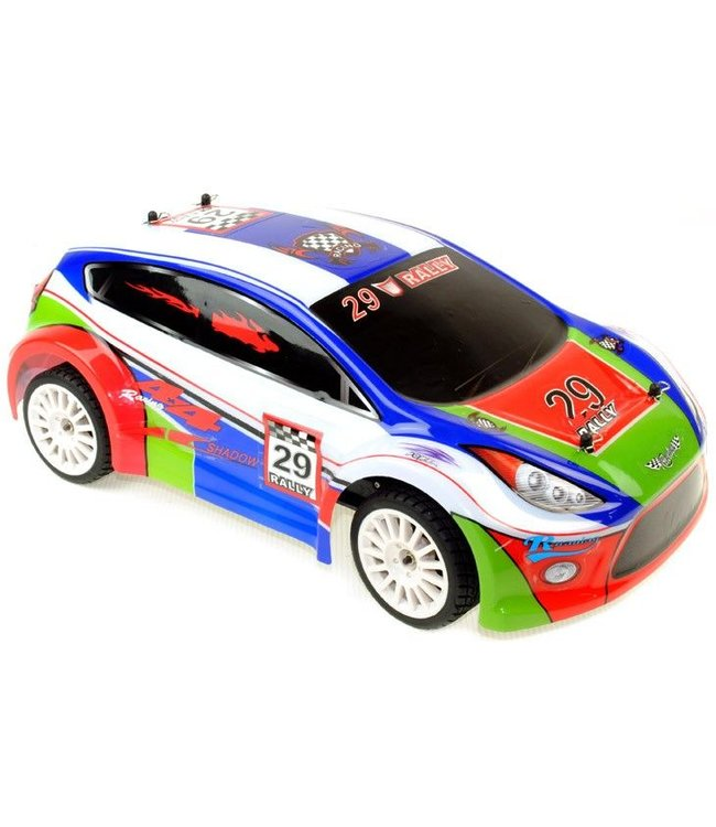 Acme-Tech Shadow Brushless RC Rally Car - 2.4GHz