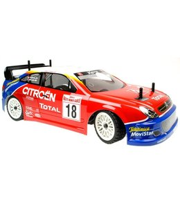 GS Racing GS Racing Vision EvoE Citroen RTR Brushless RC Car