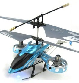 Zhengrun Z008 Mini 4ch Remote Control Helicopter RTF with Gyro and USB