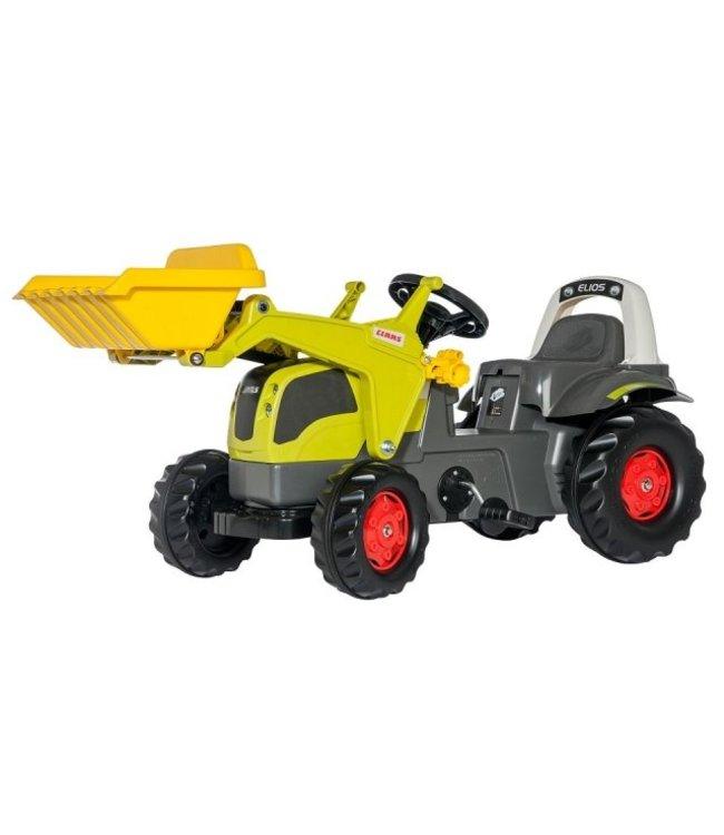 Rolly Toys RollyKid Tractor met Lader Claas Elios