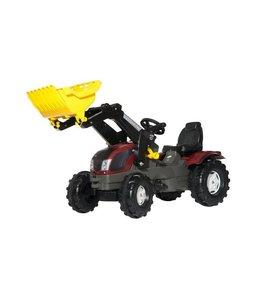 Rolly Toys traptrekker RollyFarmtrac Valtra T163 met Lader