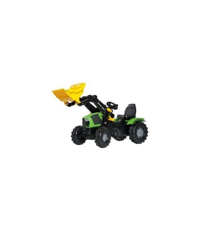 Rolly Toys RollyFarmTrac Deutz-Fahr 5120 Tractor met Lader