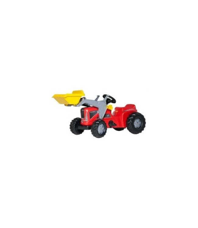 Rolly Toys RollyKiddy Futura Tractor met Lader