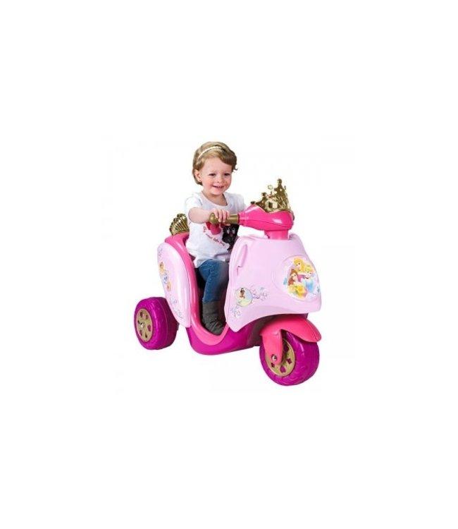 Feber Disney Princess Elektrische Scooter 6V